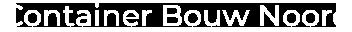:: Container Bouw Noord BV :: Logo